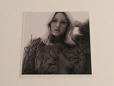 SIGNED/AUTOGRAPHED ELLIE GOULDING - DELIRIUM DELUXE CD BOXSET RARE. SOLD OUT