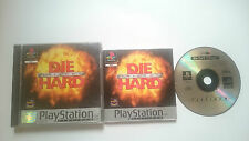 JUNGLA DE CRISTAL DIE HARD TRILOGY SONY PLAYSTATION PS1 PSONE PSX PAL UK.