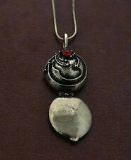 THE VAMPIRE DIARIES DIARIO DEL VAMPIRO COLLANA CIONDOLO NECKLACE ELENA VERVAIN 1