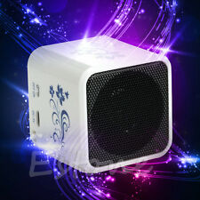 Portable USB Mini Speaker With FM Radio Support Micro SD Card MP3 Music Player