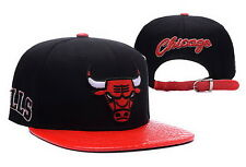 2016  NEW Men Chicago Bulls Snapback adjustable Baseball Cap/Hat