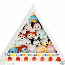 Disney Store JAPAN TSUM TSUM 2nd Anniversary Cake Box 15 pieces LE5000