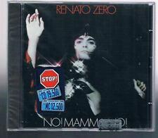 RENATO ZERO NO! MAMMA, NO! CD SIGILLATO!!!