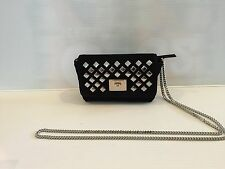 Jimmy Choo NWT Ruby Studded Suede Mini Crossbody Bag