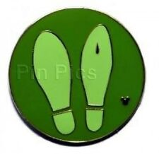Disney Pin: WDW Hidden Mickey 2007 Series 2 Goofy's Feet