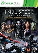Injustice: Gods Among Us - Ultimate Edition - Xbox 360 Game