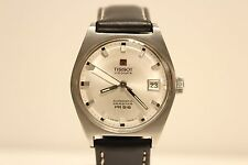 "VINTAGE NICE CLASSIC SWISS MEN'S AUTOMATIC WATCH ""TISSOT SEASTAR VISODADE PR516"
