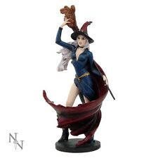 NEMESIS NOW  FAIRY FIGURE *EVELYN'S SPELL* WITCH/OCCULT/PAGAN BRAND NEW & BOXED