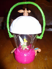 Disney Tinkerbell Light Up Lantern Lamp Pretend Play Peter Pan Toy Fairy Green