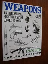 Weapons: An International Encyclopedia from 5000 BC to 2000 AD - Fine Softcover