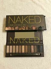 Brand New URBAN DECAY NAKED 1 Palette Eye Shadow Authentic Priority Shipping