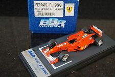 1/43 BBR Ferrari F1-2000 Press Version BG193 - MINT