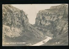 Somerset The Gorge CHEDDAR  late use1931? PPC