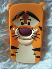 Silicone Cover per cellulari TIGER para SAMSUNG GALAXY S3 MINI