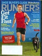 2010 Runner's World Magazine: Get Fit Fast/Trail-Running Basics/Shoe Guide