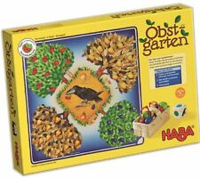HABA Fruit orchard 4170 cooperative Game color learning game from 3 years