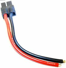 8155 RC Traxxas Male Wire Connector Cable Lead 10cm