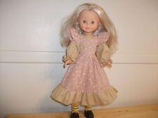 ancienne tenue pour poupée nancy famosa 80045 année 1985
