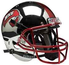 WESTERN KENTUCKY HILLTOPPERS Schutt XP REPLICA Football Helmet WKU (CHROME)