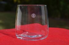PAN AM AIRLINES ~ DRINKING/ROCKS GLASS