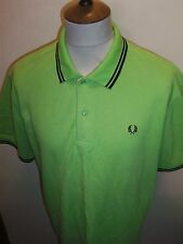 FRED Perry Polo taglia XXL verde