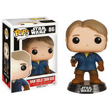 "LOOT CRATE EXCLUSIVE STAR WARS HAN SOLO SNOW GEAR 3.75"" POP VINYL FIGURE FUNKO"