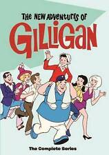 NEW ADVENTURES OF GILLIGAN ...-NEW ADVENTURES OF GILLIGAN (3PC) / (MOD F DVD NEW