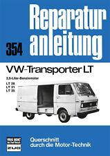 VW Transporter LT 28 / LT 31 / LT 35 (75-82) - Reparaturanleitung