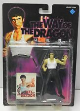 Bruce Lee FIST OF FURY Way of the Dragon Action figure 1998 NIP