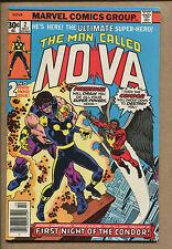 Nova #2 - 1st Condor/Powerhouse! - 1976 (Grade 7.0) WH
