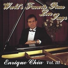 World's Favorite Piano Love Songs 3 by
