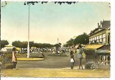 CP 33 GIRONDE - Arcachon - Le Boulevard-Promenade colorisé