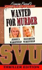 Wanted for Murder (Sweet Valley University(R)) by Pascal, Francine