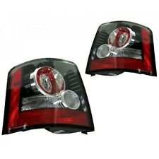 PAIR OF 2012 RANGE ROVER SPORT NEW TAIL LIGHTS/UPGRADE LAMPS/BLACK INSERTS