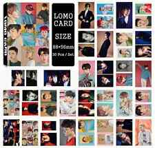 30pcs /set Cute Kpop EXO EX'ACT all members Photo Picture Poster Lomo Cards