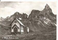 160191 TRENTO PASSO ROLLE Cartolina FOTOGRAFICA viaggiata 1967