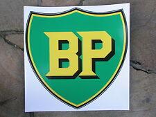 Tanksäule Tankzapfsäule Tankstelle BP Aufkleber gaspump decal pompe essence 50er