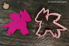 Cute Dragon Animal Cookie Cutter, 3D Printed