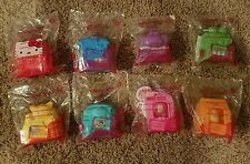 McDonald's Hello Kitty Happy Meal Toys Complete Set Of 8 New 2016 Hello Sanrio