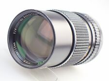 SEARS MC 135mm F2.8 Lens for Canon F-1 A-1 AE-1 Program T-90 Film Camera