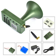 New Hunting outdoor Bird caller Bird Mp3 Player Sound encryption Remote Control