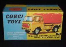 Corgi 470 Forward Control Jeep FC-150 Empty Repro Box