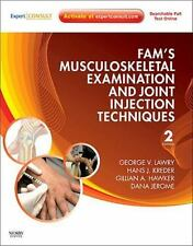 Fam's Musculoskeletal Examination and Joint Injection Techniques: Expert Consult