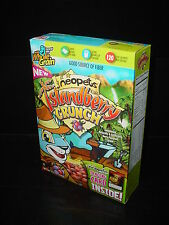1 box Neopets ISLANDBERRY CRUNCH Cereal SEALED w/ Trading PROMO CARD game toy