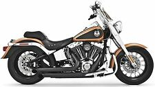 Freedom Performance - HD00404 - Declaration Turn-Out Exhaust System, Black