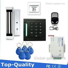 Kit RFID Card Door Access Control System+Magnetic Lock+Remote Control+RFID Card