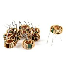 10 Pcs Toroid Core Common Mode Inductor Choke 1.2MH 40mOhm 2A Coil BT
