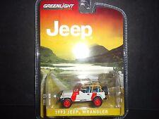 Greenlight Jeep Wrangler YJ 1993 1/64 29856