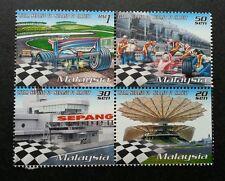 Malaysia Grand Prix 1999 Sepang Sport Circuit Games Car Racing F1 (stamp) MNH