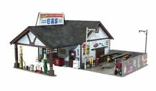 Woodland Scenics HO BR5048 Built and Ready Ethyl's Gas and Service